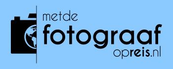 Met de fotograaf op reis logo